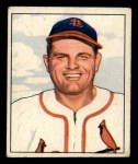 1950 Bowman #207 CPR Max Lanier  Front Thumbnail
