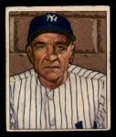 1950 Bowman #217 CPR Casey Stengel  Front Thumbnail