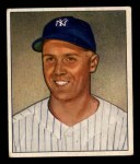 1950 Bowman #101  Bobby Brown  Front Thumbnail