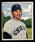 1950 Bowman #127  Dave Philley  Front Thumbnail