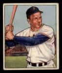 1950 Bowman #33  Ralph Kiner  Front Thumbnail