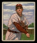 1950 Bowman #176  Sylvester Donnelly  Front Thumbnail