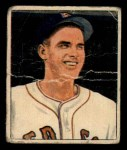 1950 Bowman #188  Earl Johnson  Front Thumbnail