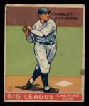 1933 Goudey #171  Charlie Jamieson  Front Thumbnail