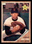 1962 Topps #377  John Orsino  Front Thumbnail