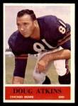 1964 Philadelphia #15  Doug Atkins    Front Thumbnail