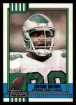 1990 Topps #88  Jerome Brown  Front Thumbnail
