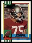 1990 Topps #26  Kevin Fagan  Front Thumbnail