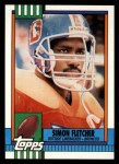 1990 Topps #39  Simon Fletcher  Front Thumbnail