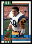 1990 Topps #82  Mel Owens  Front Thumbnail