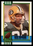 1990 Topps #147  Keith Woodside  Front Thumbnail