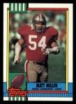 1990 Topps #7  Matt Millen  Front Thumbnail