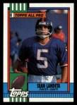 1990 Topps #65  Sean Landeta  Front Thumbnail