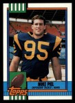 1990 Topps #81  Mike Piel  Front Thumbnail