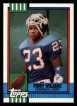 1990 Topps #66  Perry Williams  Front Thumbnail