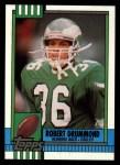 1990 Topps #89  Robert Drummond  Front Thumbnail
