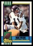 1990 Topps #114  Wade Wilson  Front Thumbnail