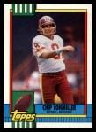 1990 Topps #137  Chip Lohmiller  Front Thumbnail