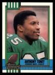 1990 Topps #90  Anthony Toney  Front Thumbnail