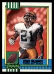 1990 Topps #145  Brent Fullwood  Front Thumbnail