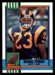 1990 Topps #83  Michael Stewart  Front Thumbnail