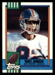 1990 Topps #38  Vance Johnson  Front Thumbnail
