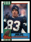 1990 Topps #204  Andre Reed  Front Thumbnail