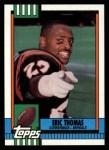 1990 Topps #265  Eric Thomas  Front Thumbnail