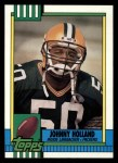 1990 Topps #152  Johnny Holland  Front Thumbnail