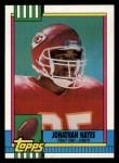 1990 Topps #252  Jonathan Hayes  Front Thumbnail