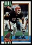 1990 Topps #162  Robert Banks  Front Thumbnail