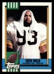 1990 Topps #190  Keith Willis  Front Thumbnail