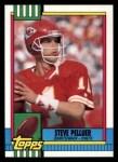 1990 Topps #264  Steve Pelluer  Front Thumbnail