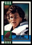 1990 Topps #292  Scott Davis  Front Thumbnail
