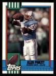 1990 Topps #221  Allen Pinkett  Front Thumbnail
