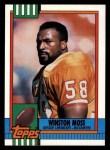 1990 Topps #415  Winston Moss  Front Thumbnail