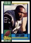 1990 Topps #394  Vencie Glenn  Front Thumbnail