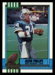1990 Topps #359  Jason Phillips  Front Thumbnail