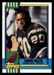 1990 Topps #385  Darrin Nelson  Front Thumbnail