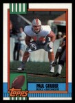1990 Topps #406  Paul Gruber  Front Thumbnail