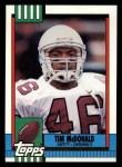 1990 Topps #435  Tim McDonald  Front Thumbnail