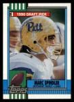1990 Topps #364  Mark Spindler  Front Thumbnail