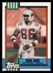 1990 Topps #440  Ernie Jones  Front Thumbnail