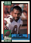 1990 Topps #438  J.T. Smith  Front Thumbnail