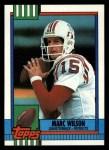 1990 Topps #426  Marc Wilson  Front Thumbnail