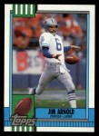 1990 Topps #363  Jim Arnold  Front Thumbnail