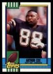 1990 Topps #397  Arthur Cox  Front Thumbnail
