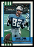 1990 Topps #358  Robert Clark  Front Thumbnail