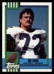 1990 Topps #343  Joe Nash  Front Thumbnail