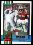 1990 Topps #428  Eric Sievers  Front Thumbnail